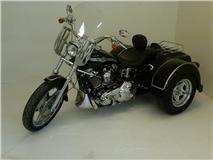 2003 Harley Davidson Dyna Low Rider trike 100th Anniversary Limited Edition Dyna Lowrider with Lehman Trike Kit