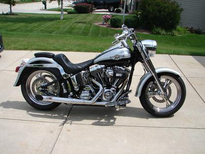 2003 Harley Davidson Softail FatBoy