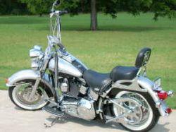 2003 Harley Davidson Softail Heritage Classic