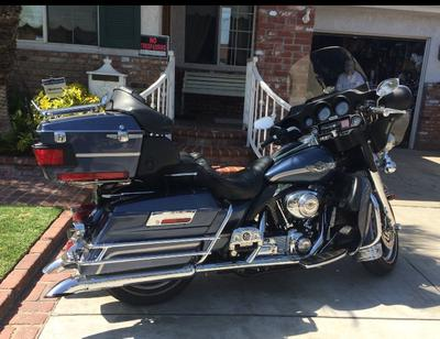 2003 Harley Ultra Classic 100th Year Anniversary Edition for sale by Owner in CA California USA