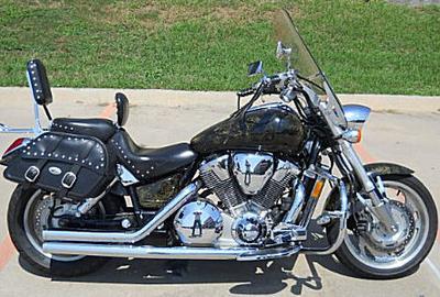 2003 Honda VTX 1800 VTX1800 Motorcycle