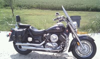 2003 Yamaha 1100 V Star