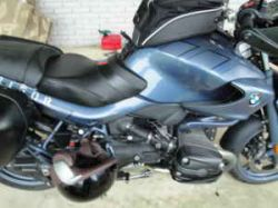 2004 BMW R1150R (this photo is for example only; please contact seller for pics of the actual motorcycle for sale in this classified)