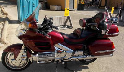 2004 GL1800 Goldwing with ABS