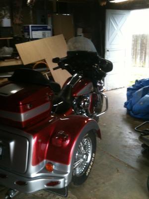 2004 Harley classic