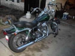 2004 Harley Davidson Dyna Wide Glide Custom Motorcycle Paint