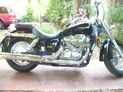 2004 Honda Shadow 750 Aero