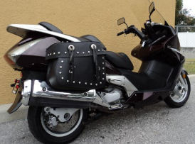 2004 Honda Silverwing Scooter Maroon Paint Color 600 cc touring scooter (example only; please contact seller for pics)