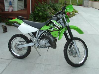 2004 Kawasaki KDX200
