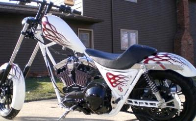 2005 FXR Frisco Chopper