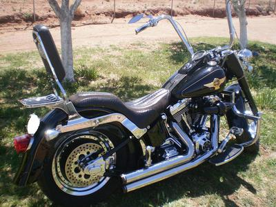 2005 Harley Davidson Special Edition Fatboy Fat Boy