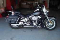2005 Harley Davidson Heritage Softail Classic
