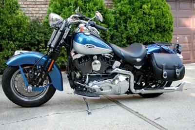 2005 Harley Davidson Heritage Springer Classic