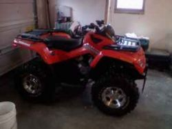 2006 Can Am Outlander Max 800