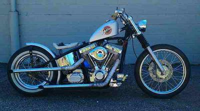 2006 Flyrite Choppers Bobber Motorcycle
