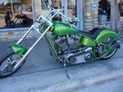 Green 2006 Desperado Smuggler Motorcycle for Sale