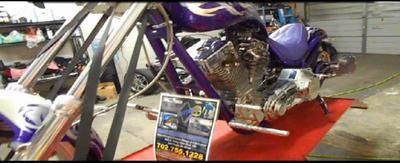2006 Harley Davidson Softail Custom Softail Chopper Motorcycle