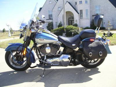 2006 Harley Davidson Softail Springer (this photo is for example only; please contact seller for pics of the actual motorcycle for sale in this classified)