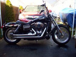 2006 Harley Davidson Street Bob