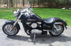 Mint 2006 Kawasaki Vulcan Mean Streak 1600