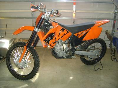 2006 ktm 250 sxf dirt bike motorcycle for sale low hours. Black Bedroom Furniture Sets. Home Design Ideas