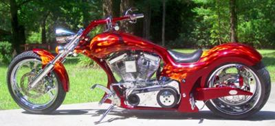 2006 Rucker Predator Chopper for sale by owner