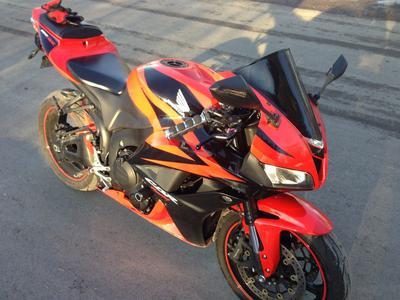 2007 CBR1000rr Repsol