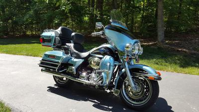 2007 Harley Davidson Electra Glide Classic for sale
