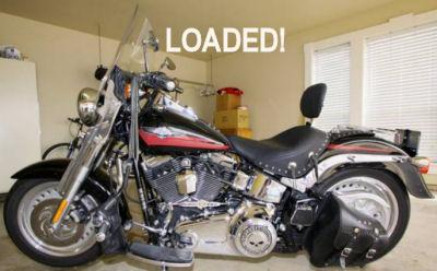 2007 Harley Davidson Fatboy Fat Boy