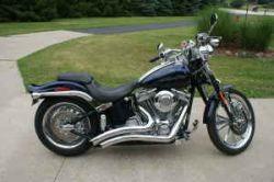 2007 Harley Davidson Screamin Eagle Softail Springer