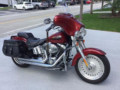 2007 Harley Davidson Softail for Sale in Miami Fl Florida