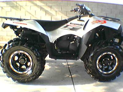 2007 Kawasaki Brute Force For Sale