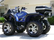 2007 Yamaha Grizzly 550 EPS ATV