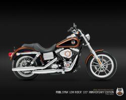 2008 Harley Davidson Dyna Lowrider