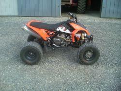 2008 KTM 450 HC
