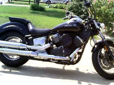 2008 Yamaha V-star Custom
