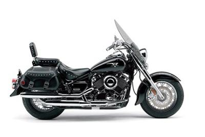 2008 Yamaha Silverado Custom