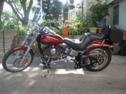 2009 Harley Davidson Softail Custom FXSTC