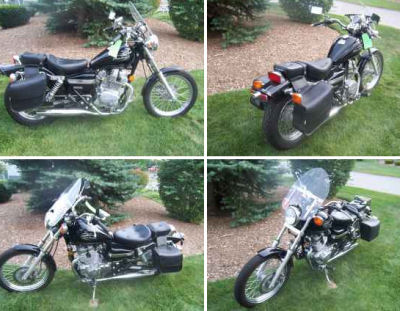2009 HONDA CMX250 REBEL (this photo is for example only; please contact seller for pics of the actual motorcycle for sale in this classified)