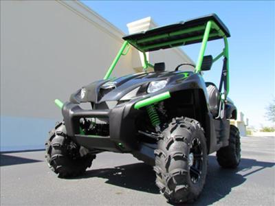 2009 Kawasaki Teryx 750 4x4 Monster Edition