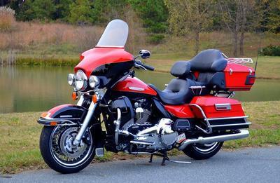 2010 Harley Davidson Ultra Limited