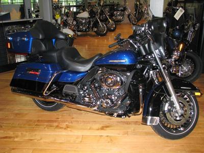2010 Harley Davidson FLHTK Electra Glide Ultra Limited