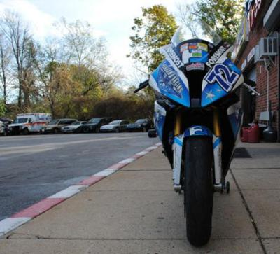 2011 BMW r s1000rr Racing Motorcycle 2011 BMW Larry Pegram S1000RR