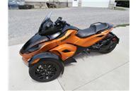 2011 Can-Am Spyder street bike