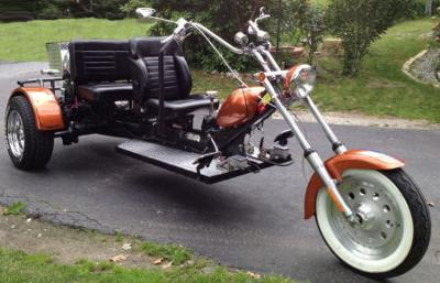 2011 VW Trike 1600 cc