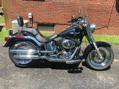 2013 Harley Fatboy for Sale by owner