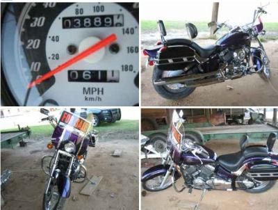 650 V Star custom Yamaha