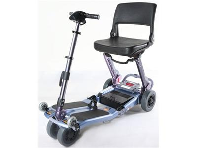 folding freerider luggie mobilty travel scooter for sale. Black Bedroom Furniture Sets. Home Design Ideas