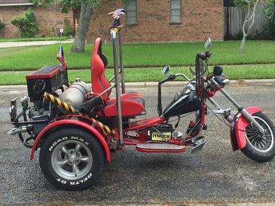 For Sale Custom VW Trike Motorcycle by owner in Texas TX
