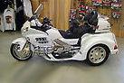 Pearl White 2008 Honda Goldwing GL1800 GL 1800 Lehman trike